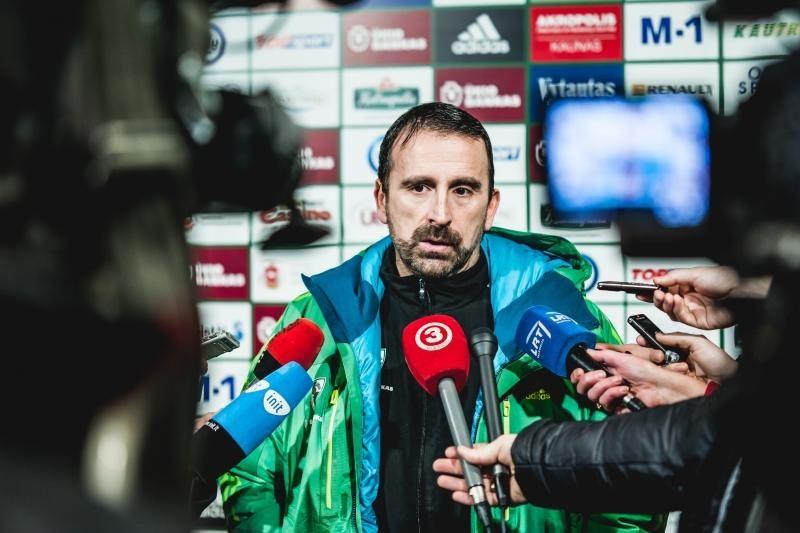 """Mados sostinėje """"Žalgiris"""" sieks pergalės be D. Lavrinovičiaus"""