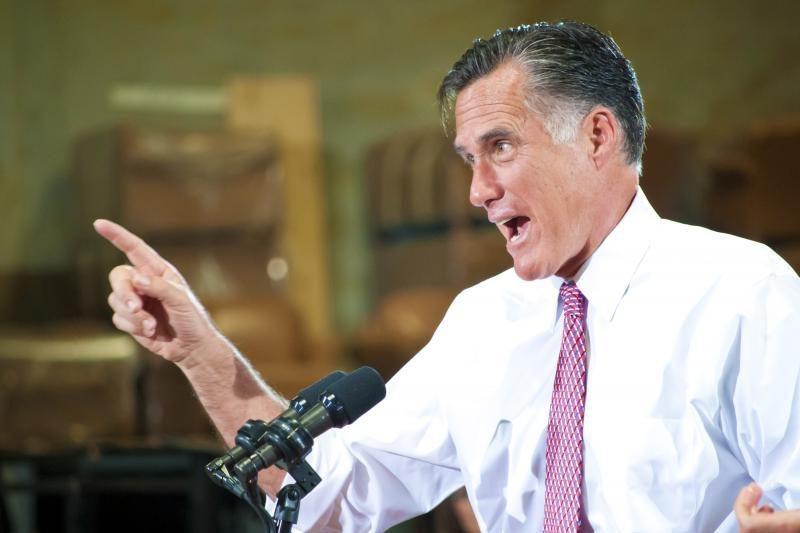 M.Romney Lenkijoje kritikavo laisvės būklę Rusijoje