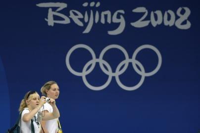 Pekine – sirgalių kovos dėl bilietų