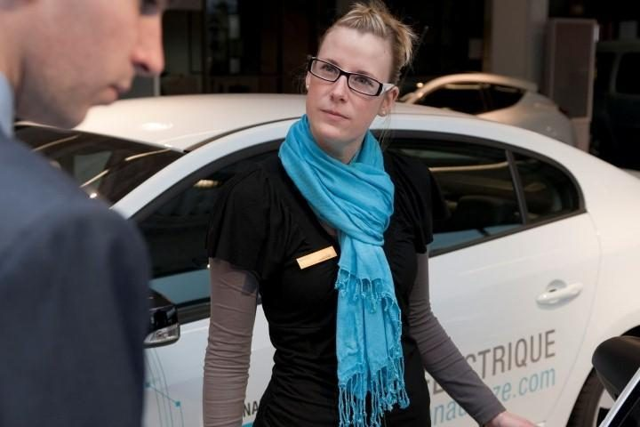 Dešimt būdų, kaip automobilių gamintojas skatino lyčių lygybę