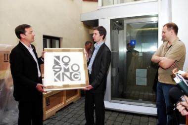 Vilniaus savivaldybė išpirks J.Mačiūno kolekciją