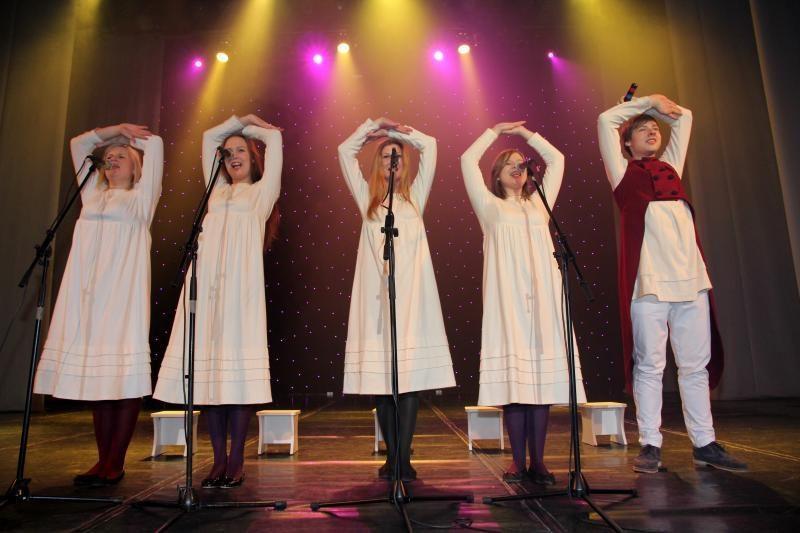 Labdaros koncerto metu sieks gerumo rekordo