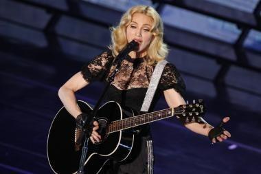 Visas Madonnos gyvenimas - ekspozicijoje