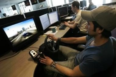 Virtualūs žaidimai kraustosi į realią aplinką