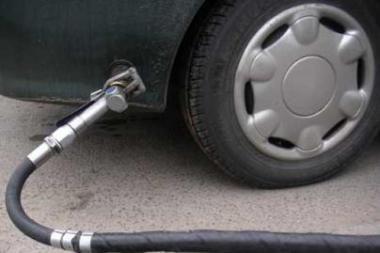 Degalinės pakėlė suskystintų dujų kainą (atnaujintas)