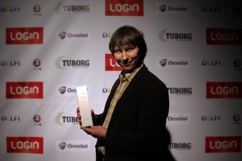 """""""Login 2013"""" apdovanojimuose laurus skynė kauniečiai"""