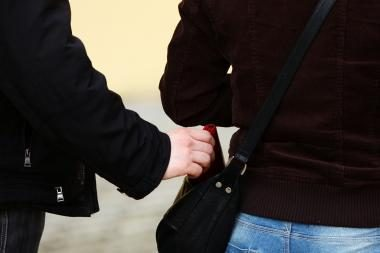 Kauno policija sulaikė tris kišenvagius