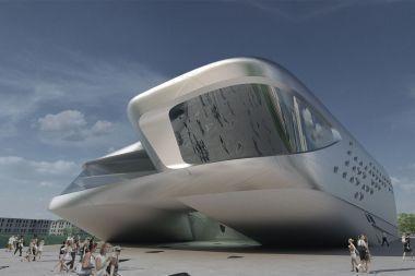 Pradėtas ikiteisminis tyrimas dėl Guggenheimo projekto finansavimo (papildyta)