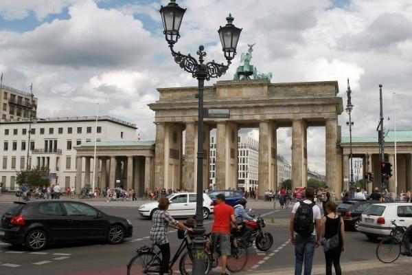 Pramonės gamyba Vokietijoje sausį vėl sustiprėjo