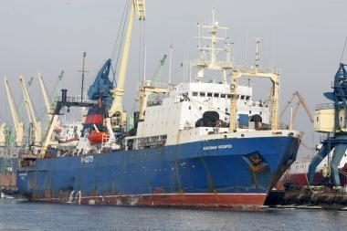 Siūloma mažinti rinkliavas laivams, plukdantiems automobilius