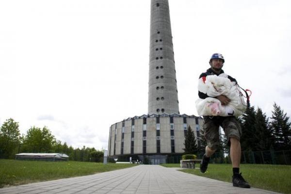 Prieš šešerius metus, gegužės 1-ąją, gimę vaikai gimtadienį švęs TV bokšte