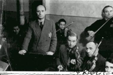 Žydai patys finansavo trečdalį Antrojo pasaulinio karo nacių išlaidų