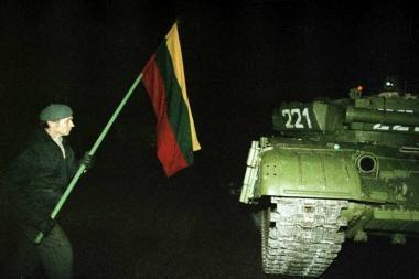 Gruzijos parlamentas priėmė rezoliuciją Sausio 13-ajai atminti