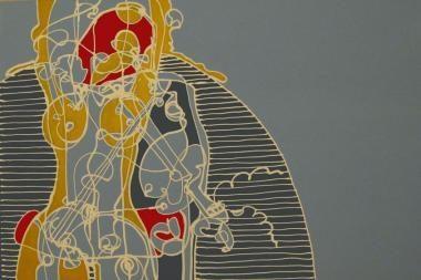 Juvelyro tapyba – skambant džiazui