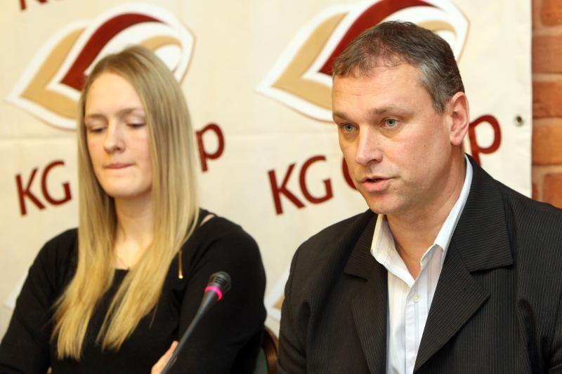 Paskelbtas moterų krepšinio rinktinės kandidačių sąrašas