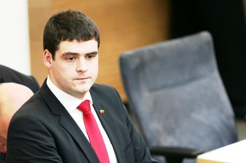 R.Žemaitaitis prokurorų prašo ištirti A.Sekmoko veiklą
