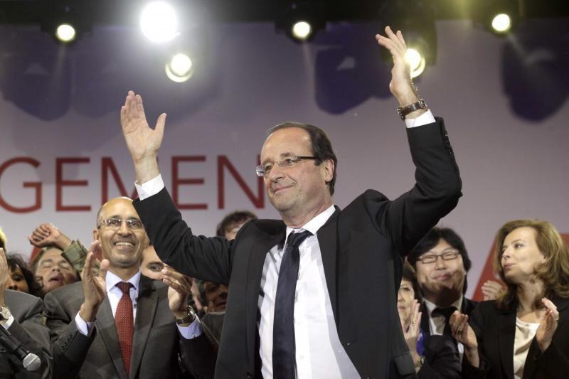 Prancūzija paskelbė naujosios F.Hollande'o vyriausybės sudėtį