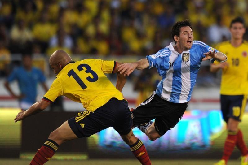 Pietų Amerikos atrankoje į pasaulio čempionatą - trivaldystė