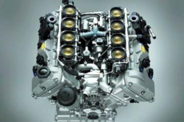 """""""M"""" serijos BMW apsiginkluos turbinomis"""