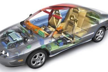 KTK rengia autotransporto elektronikos specialistus