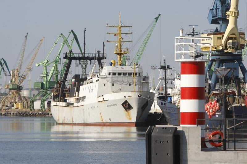 Mįslingai iš rusų laivo dingęs bocmanas nuskendo?