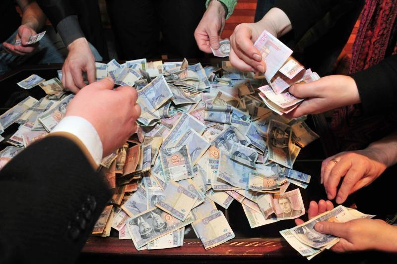 Nuteista grupuotė, pasisavinusi 1,5 mln. litų mokesčių