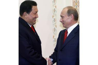 Rusija ir Venesuela stiprina partnerystę