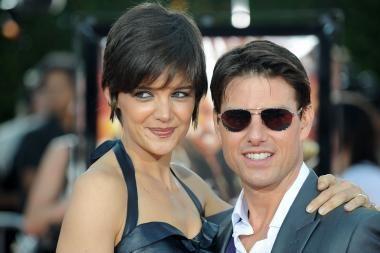 Tomas Cruise'as: noriu dar septynių vaikų