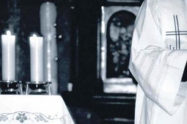 Švedijos katalikų kunigo prievartos auka prabilo po 67 metų tylos