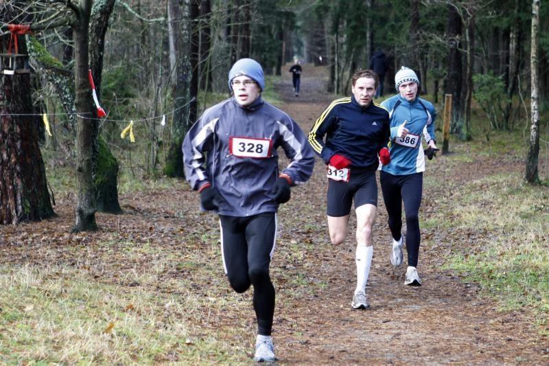 Bėgimo mėgėjai kviečiami į rudens ekomaratoną