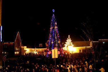 Kalėdos 2009: kalėdinių renginių Klaipėdoje programa