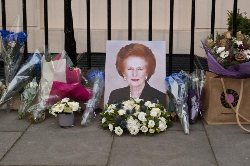 Motina ir atsidavusi žmona: privatus M. Thatcher gyvenimas