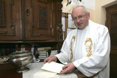 Kunigas K.Rugevičius: Adventas – širdžiai atverti