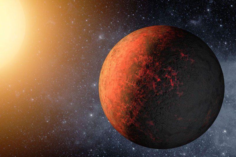 Astronomai atrado seniausią planetų sistemą