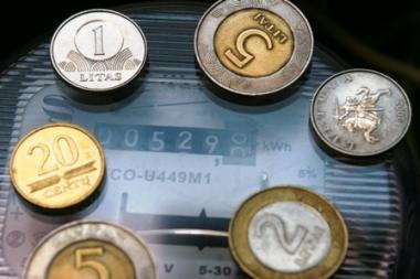 Verslą užgriuvo didesnės sąskaitos už elektrą