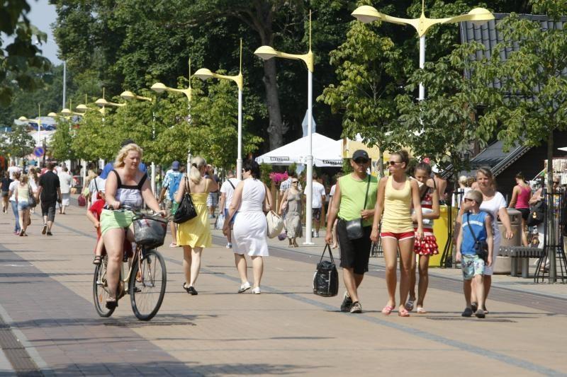Naujas sukčiavimo būdas vasarą - poilsis Palangoje