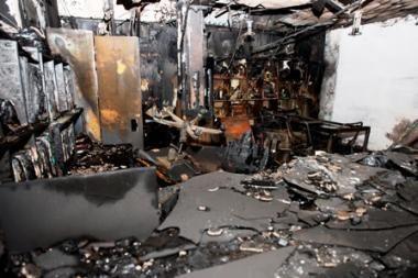 Pietų Korėjoje per gaisrą senelių namuose žuvo dešimt žmonių