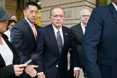 JAV senatorius pripažintas kaltu dėl korupcijos