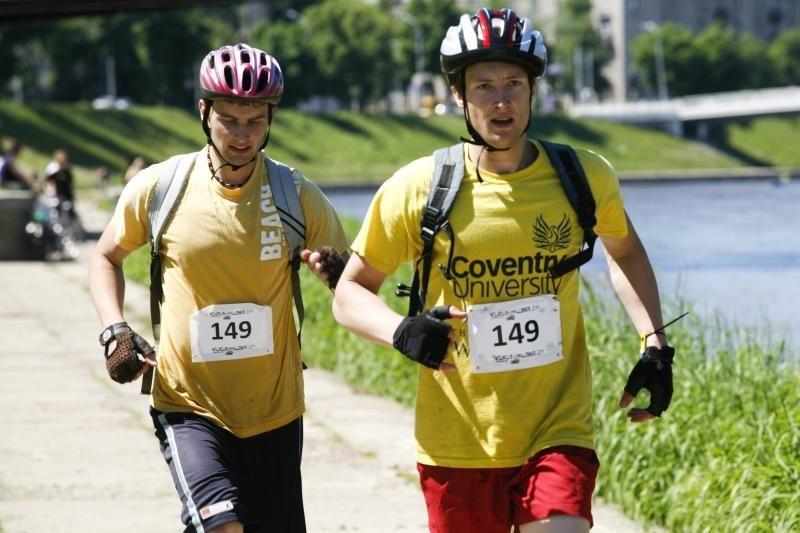 Vilniaus maratone kariai pagerbs Rugsėjo 11-osios aukas