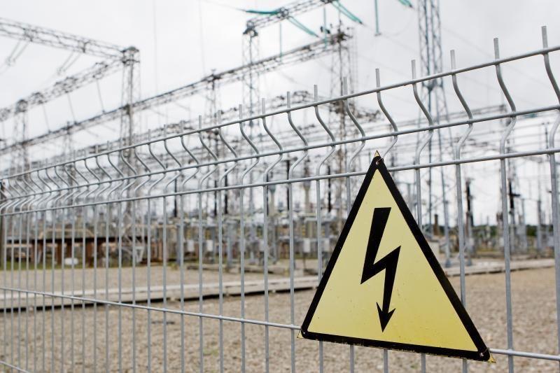Priklausomybė nuo Rusijoje gaminamos elektros energijos didėja