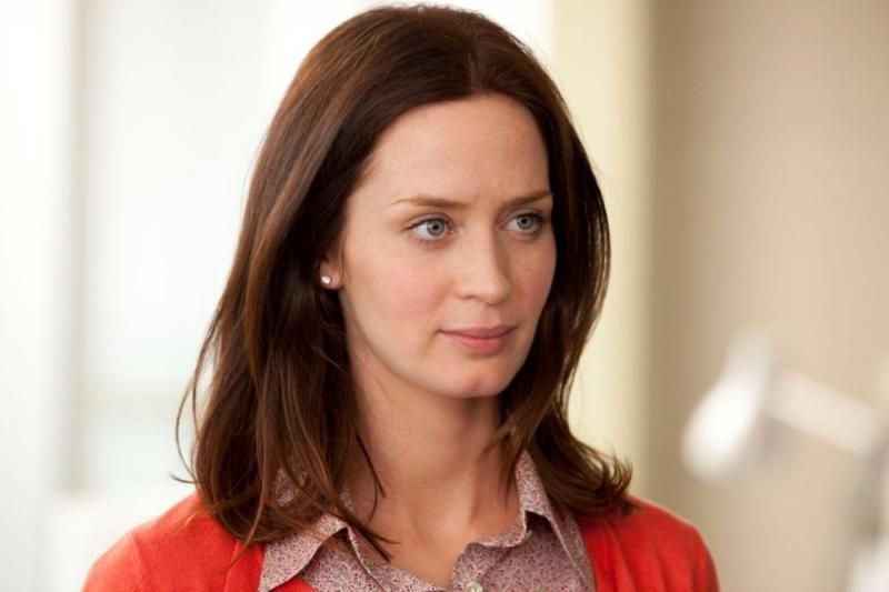 Aktorė Emily Blunt – britų ekrano pažiba, kuri kartais mikčioja