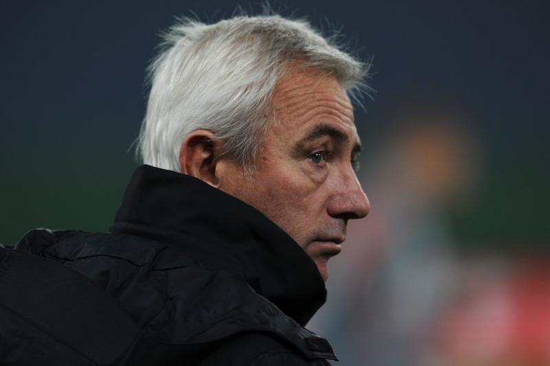 Nyderlandų futbolo rinktinė pratęsė sutarti su treneriu