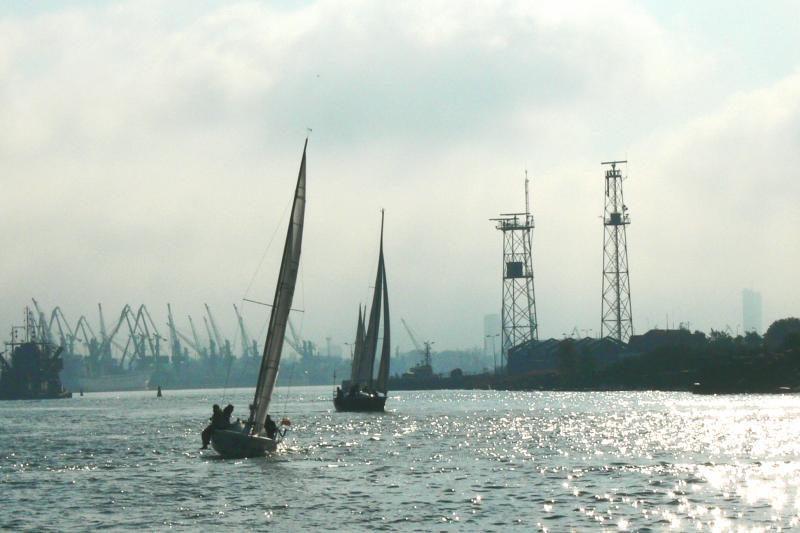 Ambicijos palaidotos: prestižinė jachtų regata Klaipėdą aplenks