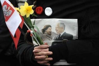 Lenkija vieną dieną turėjo tris prezidentus