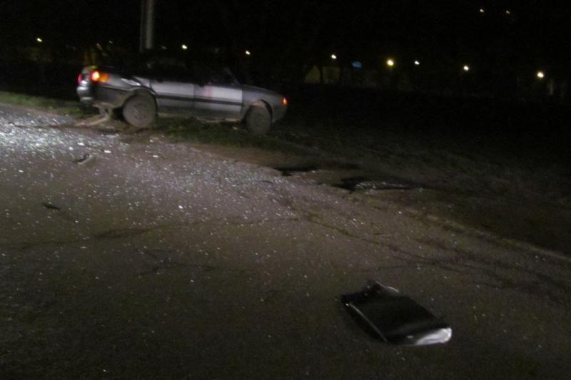 Policija ieško iš avarijos Neries krantinėje pabėgusio vairuotojo