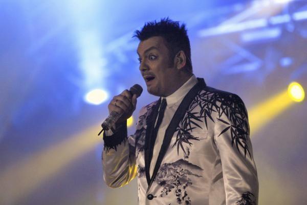 F.Kirkorovas atsiprašė režisierės, kuri kaltina Rusijos popscenos žvaigždę sumušimu
