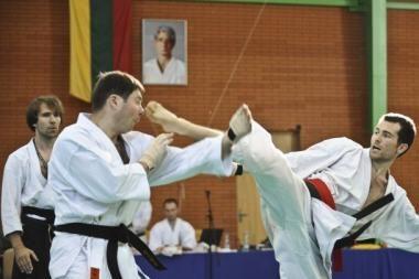 Pasaulio tradicinės karatė čempionate dalyvaus du lietuviai
