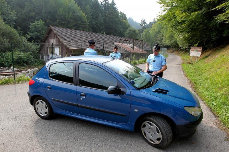 Žudynės Alpėse: kaip policija aštuonias valandas nepastebėjo mergaitės