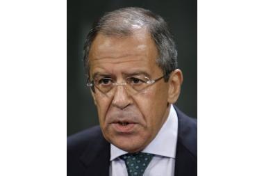 S.Lavrovas pademonstravo žodyną