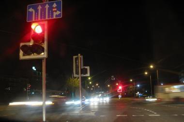 Savaitė šalies keliuose: 81 eismo įvykis, 11 žmonių žuvo, 81 sužeistas